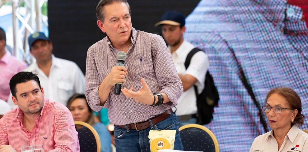 Presidente Cortizo espera que nuevos magistrados de la Corte 'tengan carácter'
