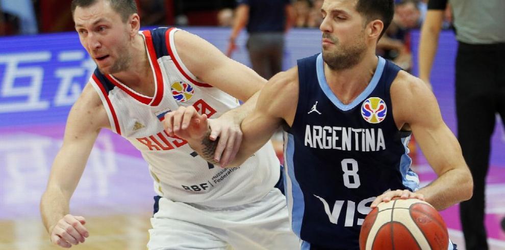 Argentina sale a conjurar a los inspirados serbios