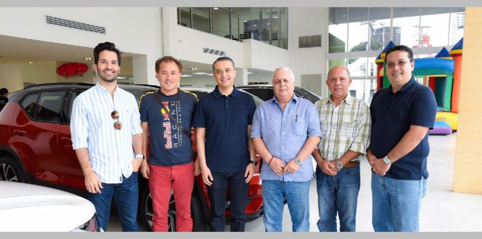 Volvo cumple dos años en Panamá