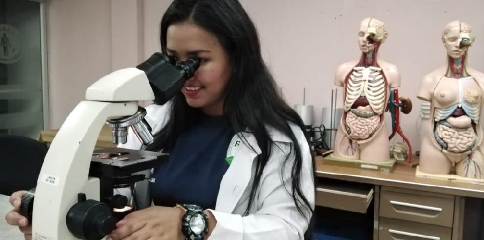Bióloga chiricana representará a Panamá en Cumbre de la Juventud sobre el clima