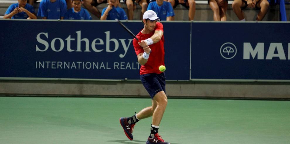 Andy Murray sigue imparable en el torneo de Nadal