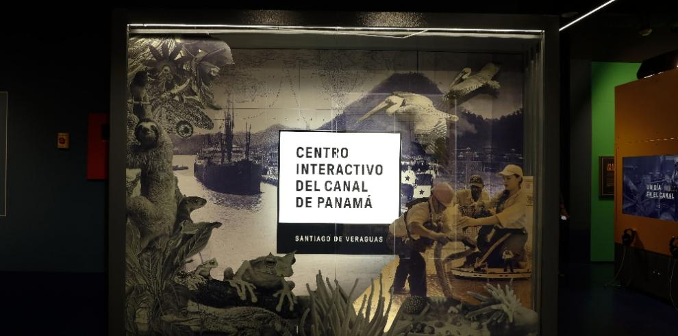 Canal de Panamá inaugura en Veraguas centro interactivo