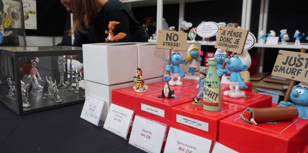El cómic, 'parte del ADN' belga, protagoniza su festival más internacional