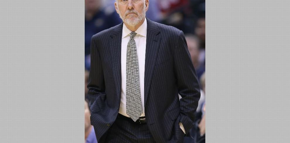 Popovich buscará que las estrellas de la NBA vayan a Tokio 2020