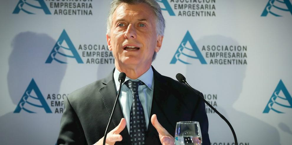 Macri inicia la campaña con llamamiento a construir 'confianza' en Argentina