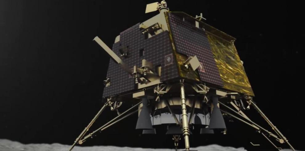 La India localiza la sonda lunar Chandrayaan-2 pero sigue sin tener contacto