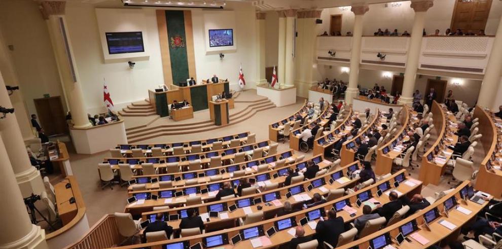 El Parlamento da el visto bueno al nuevo primer ministro de Georgia
