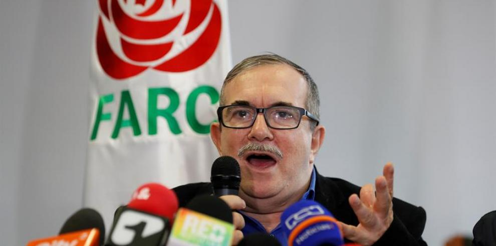 El partido FARC se desmarca de Márquez y asegura 'seguirá' en la ruta por la paz