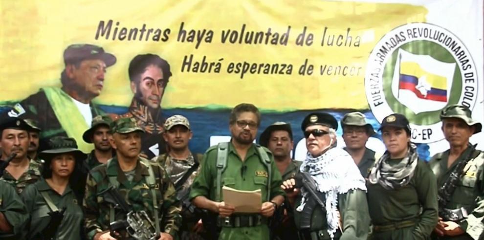 Las FARC retoman las armas, anuncia el disidente 'Iván Márquez'