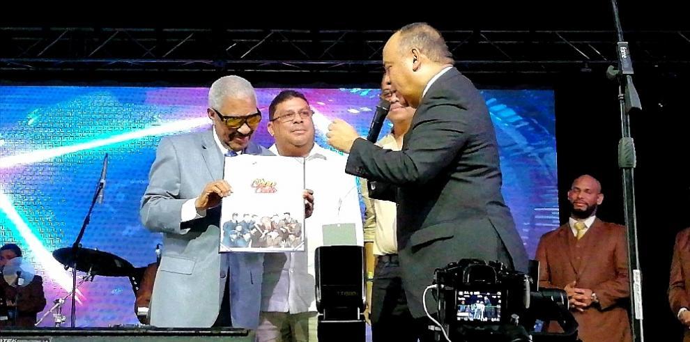 MiCultura reconoce trayectoria de la agrupación de salsa El Gran Combo de Puerto  Rico