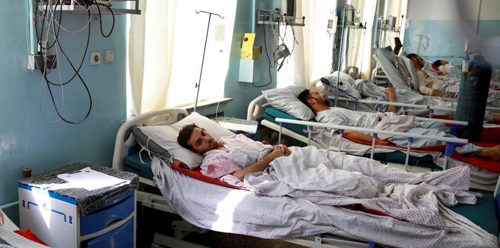 Suben a 21 muertos y 119 heridos las víctimas de un atentado a extranjeros en Kabul