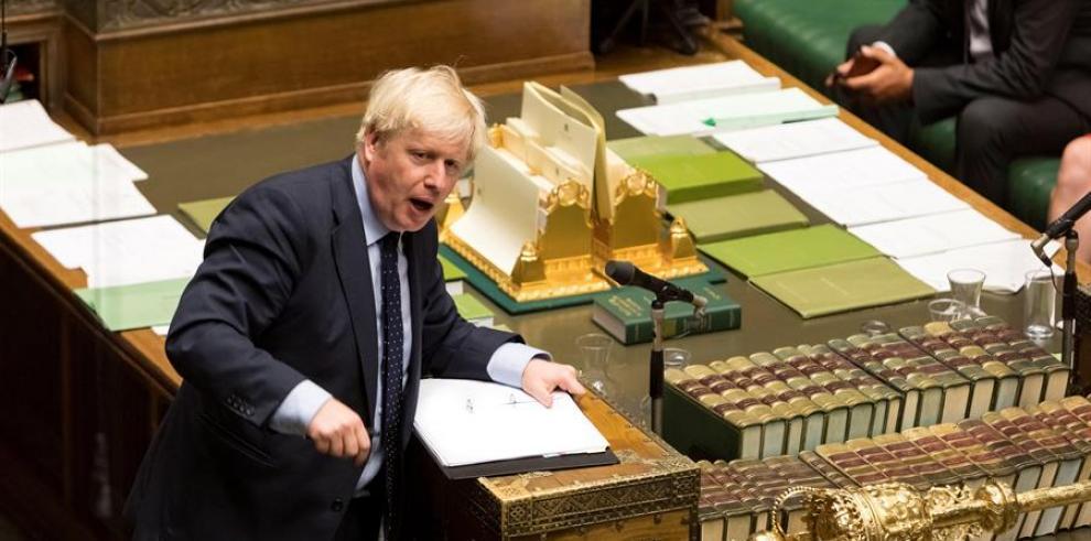 El Parlamento se rebela contra Johnson y acerca la posibilidad de elecciones