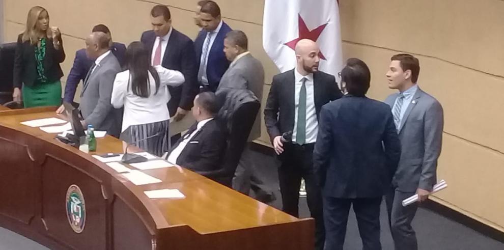 Asamblea Nacional levanta suspensión a discusión sobre régimen de APP