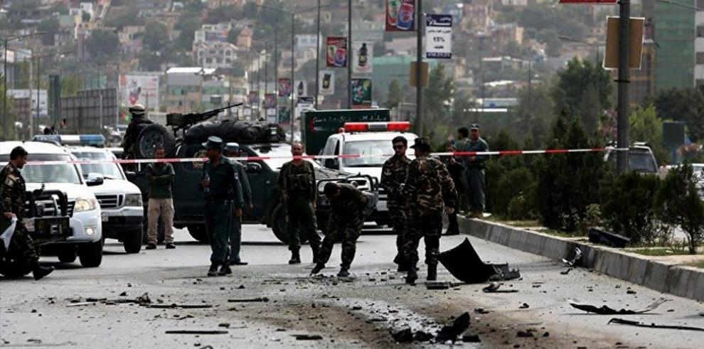 Un diplomático rumano, entre víctimas de atentado de Kabul contra extranjeros