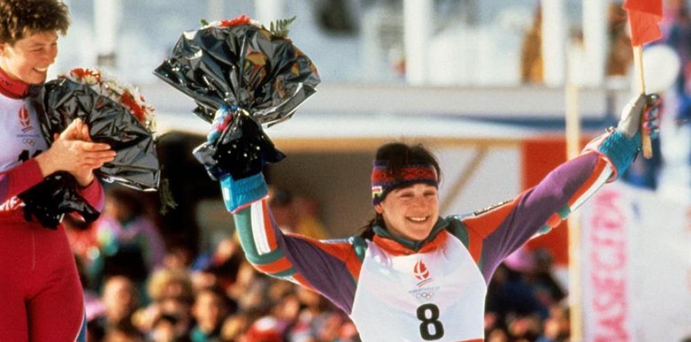 Blanca, la 'lugarteniente' de la saga más importante del olimpismo español