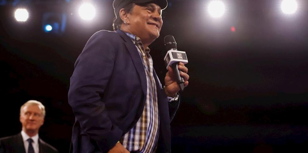 Homenajean en Puerto Rico al boxeador panameño Roberto 'mano de piedra' Durán