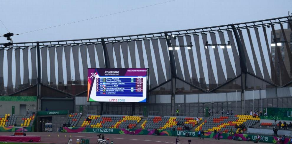 Panamá inicia sus pruebas de atletismo