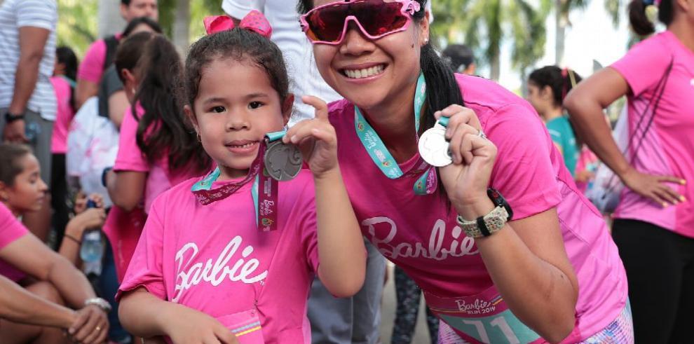 'Barbie's Runner', una carreras solo para ellas