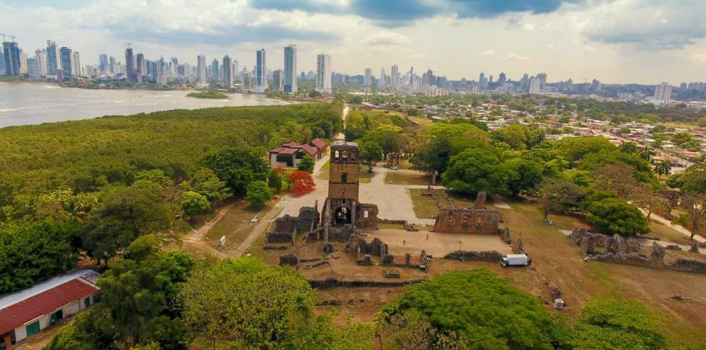Recrearán Panamá Viejo durante la JMJ