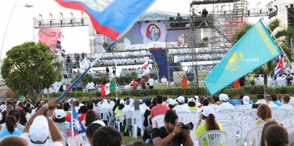 Panamá, la capital de la juventud