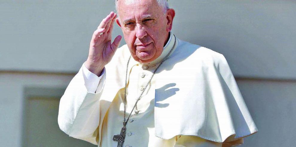Un año cargado de retos y periplos para el Papa Francisco