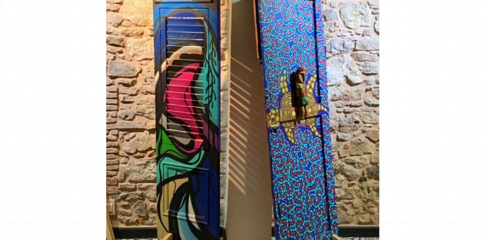 'The Casco Door Project', una ventana a la realidad artística de Panamá