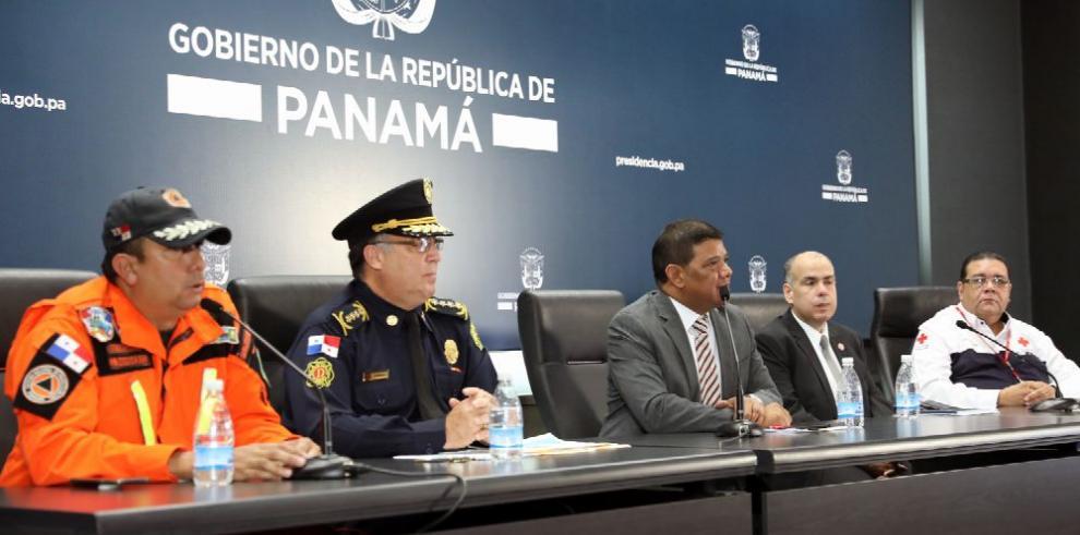 Estado presenta plan de emergencias para la Jornada Mundial