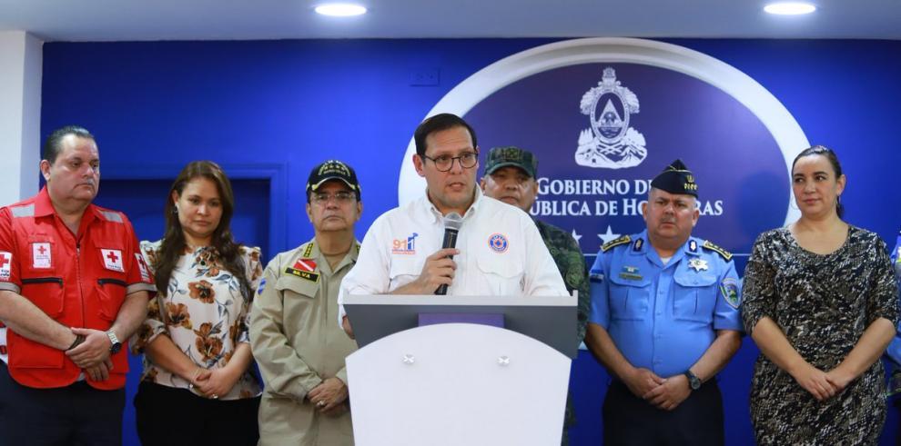 Honduras resguardará a peregrinos en tránsito hacia la JMJ de Panamá