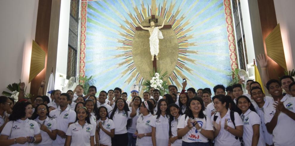 Peregrinos panameños listos para vivir la JMJ