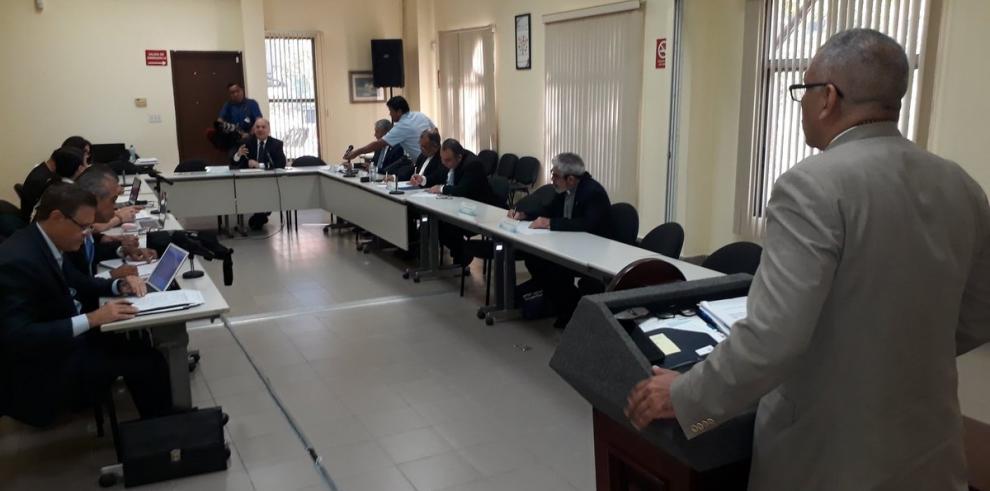 Arranca periodo de entrevistas para los aspirantes a magistrados de la CSJ