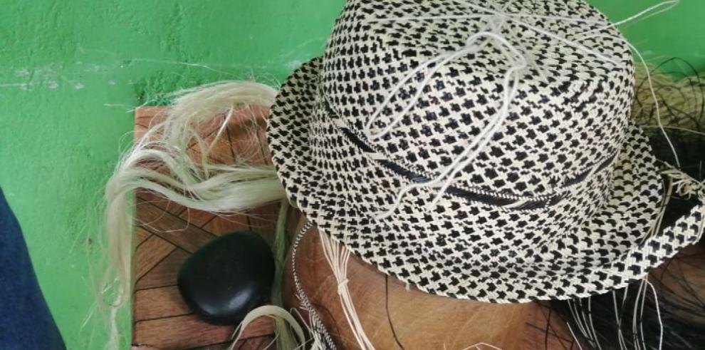 El sombrero pintao, indumentaria típica de lujo