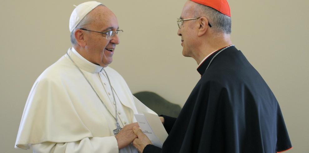 Parolin dice que en Panamá el papa quiere hablar de los sueños de los jóvenes