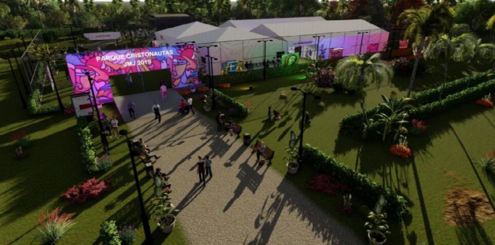 Música, arte y oración se apoderan del Parque Omar