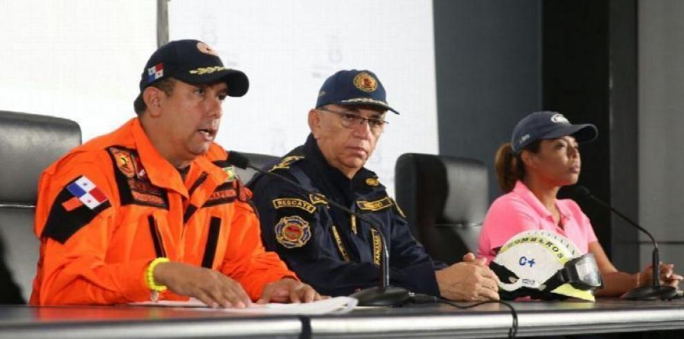 Sinaproc reporta 45 casos de emergencia con los peregrinos en Metro Park