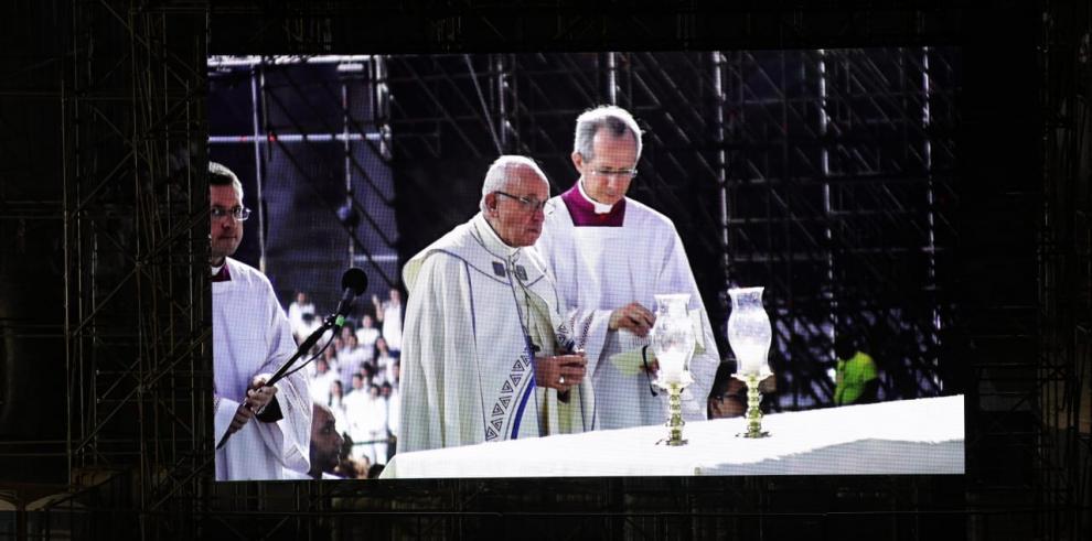 Papa Francisco anima a los jóvenes a no tener miedo