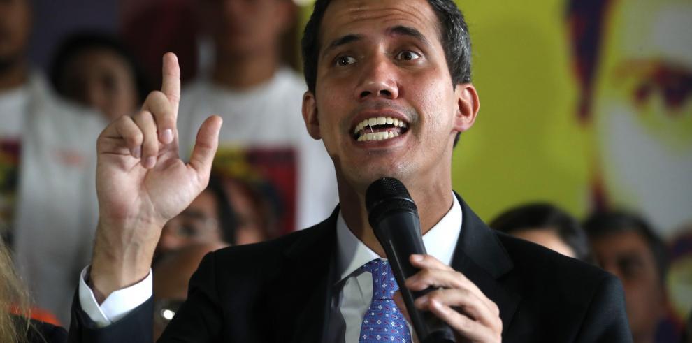 Guaidó dice que el