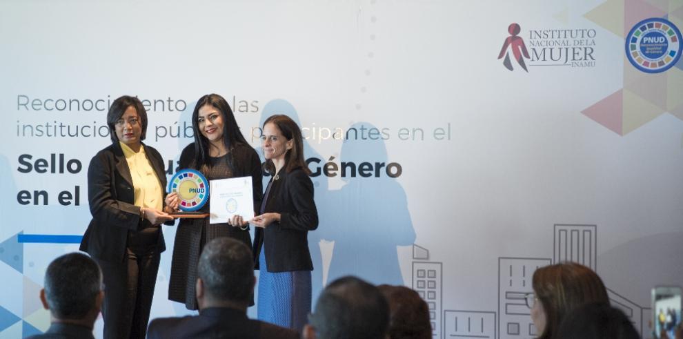 Mitradel recibe Certificación Oro por avances en materia de igualdad de género