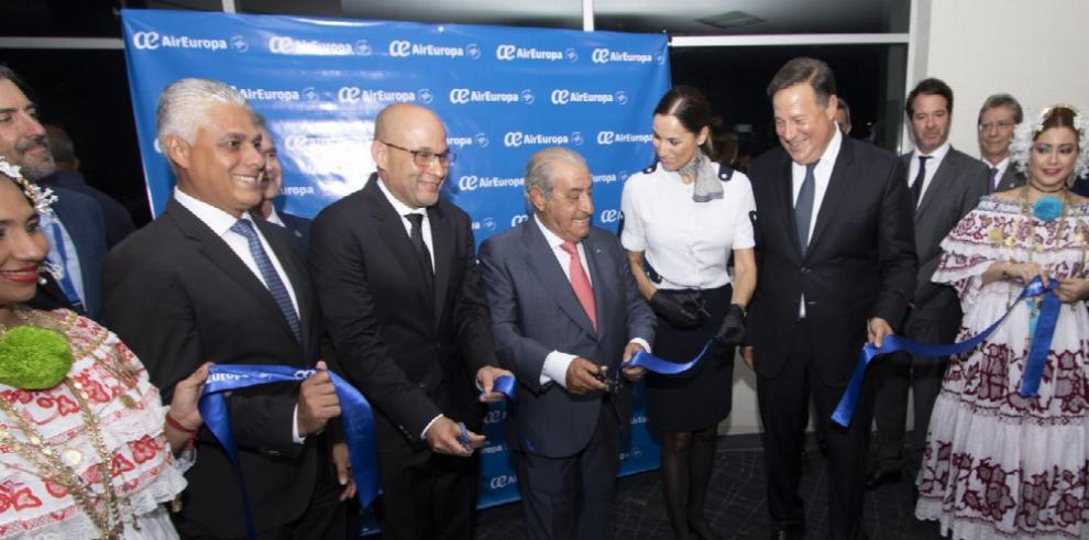 Air Europa se suma al 'hub' de Tocumen