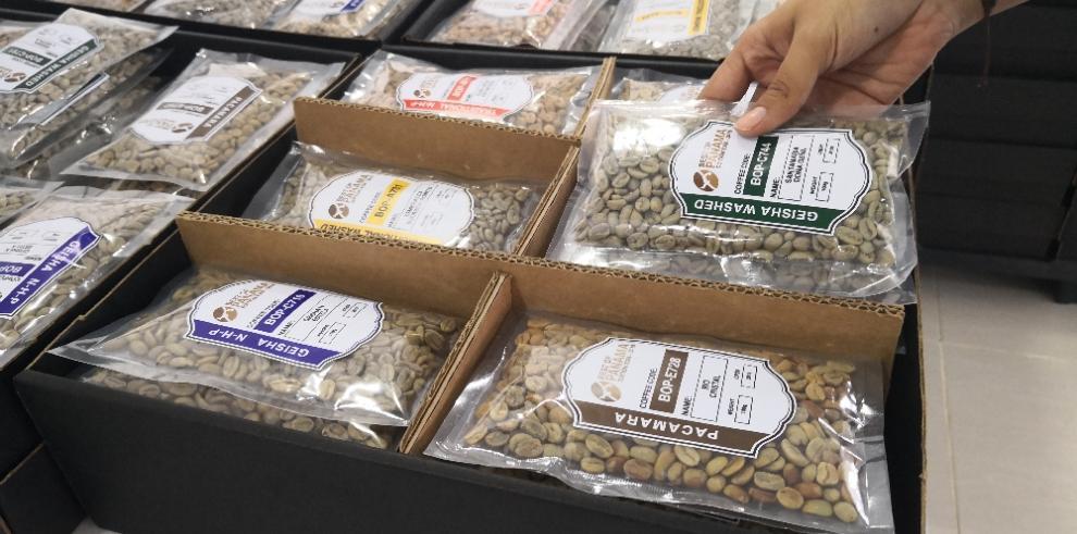 Productores de cafés especiales de Panamá subastarán 5,650 libras el 16 de julio