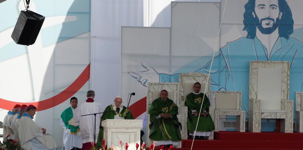 El papa Francisco agradece a Panamá por la JMJ 2019