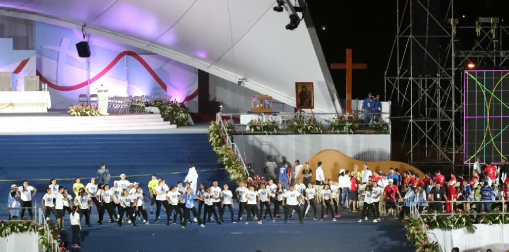 Las imágenes del último día del papa Francisco en Panamá