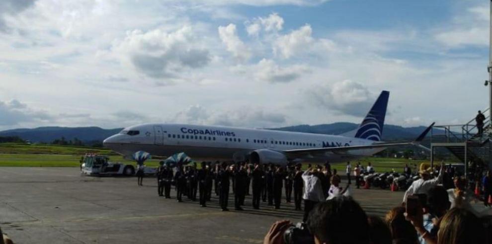 Copa Airlines suspende operaciones de aviones MAX 9, había pedido más de 70 para 2025