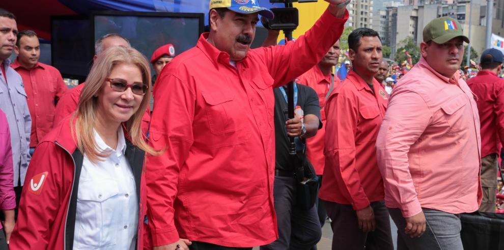 Maduro insiste en pedir cuidar unión de Fuerza Armada para defender soberanía