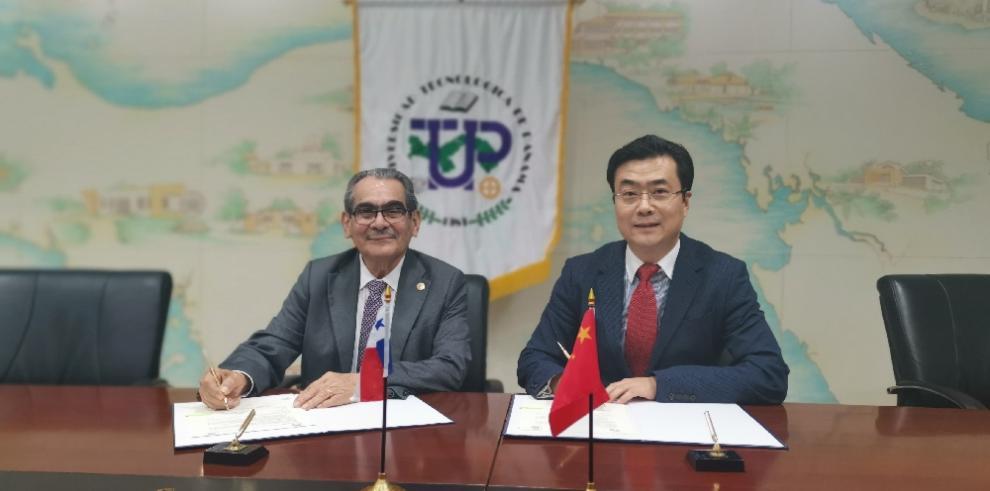 Suscriben quinto acuerdo para la transformación digital de Panamá