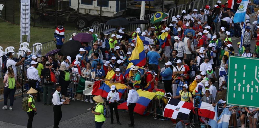 """Panamá: """"Everything ready for the WYD"""", Monsignor Ulloa"""