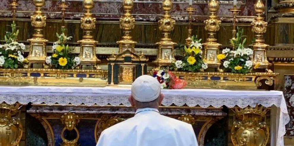 El papa Francisco se prepara para venir a Panamá