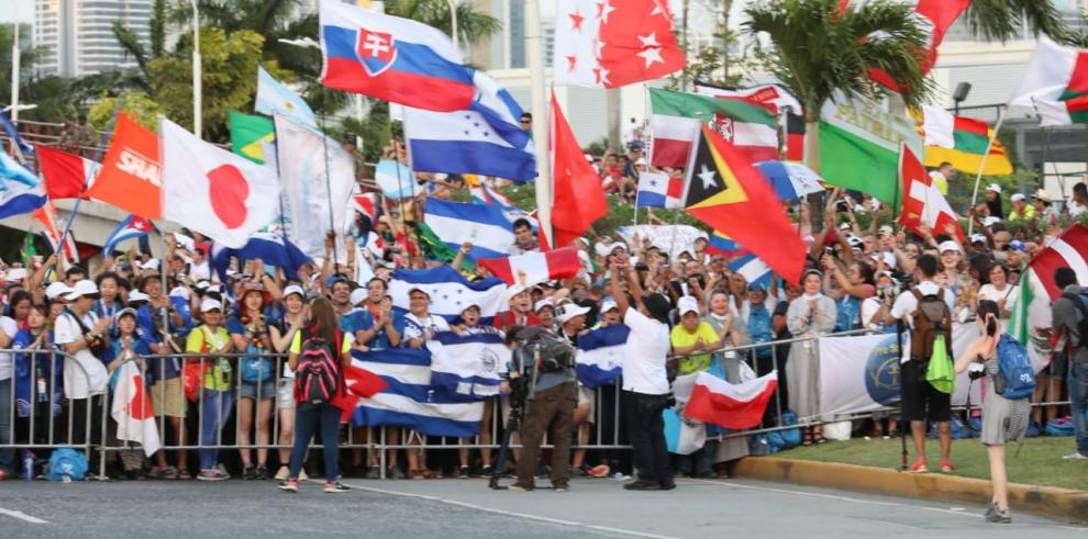 'No tengamos miedo', dice el arzobispo a los jóvenes de Panamá y el mundo