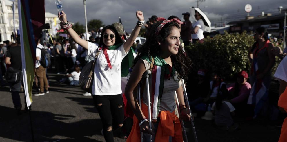 Costa Rica reporta tránsito fluido de peregrinos hacia la JMJ