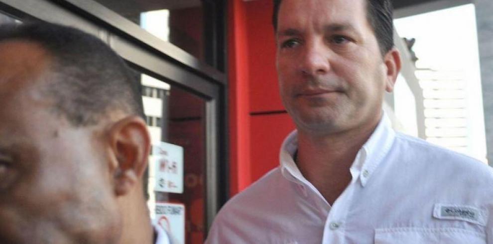 Fiscalía Anticorrupción solicitó cambio de medida cautelar a Ferrufino