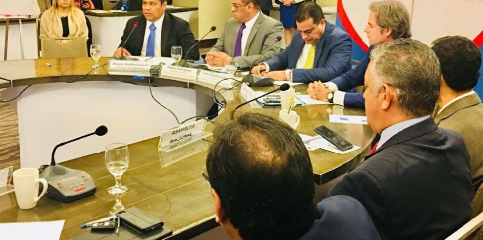Plan de seguridad, a la mesa de Concertación